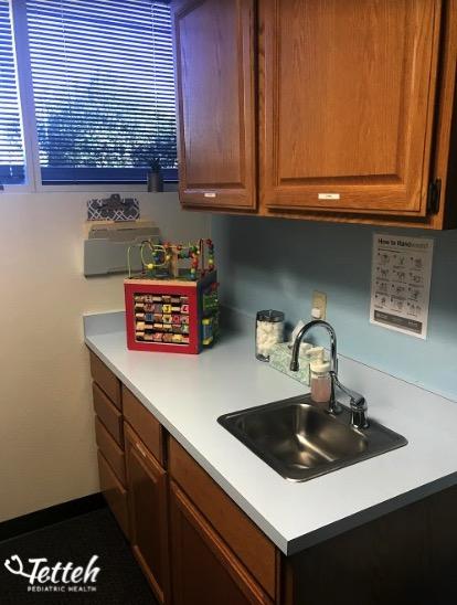 Sacramento Pediatrician office